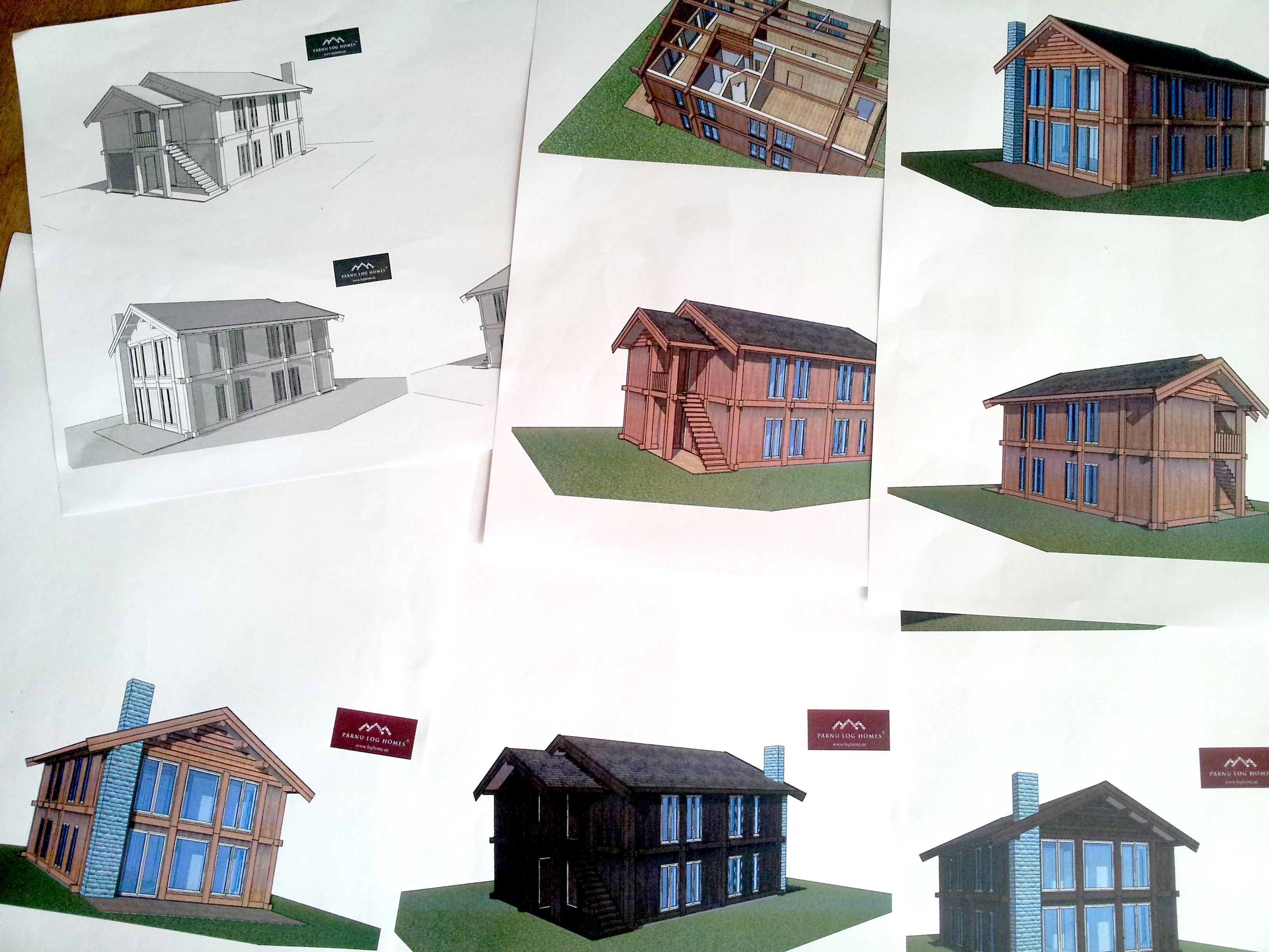 Traum-Häuser in Angelanlage Nord-Norwegen