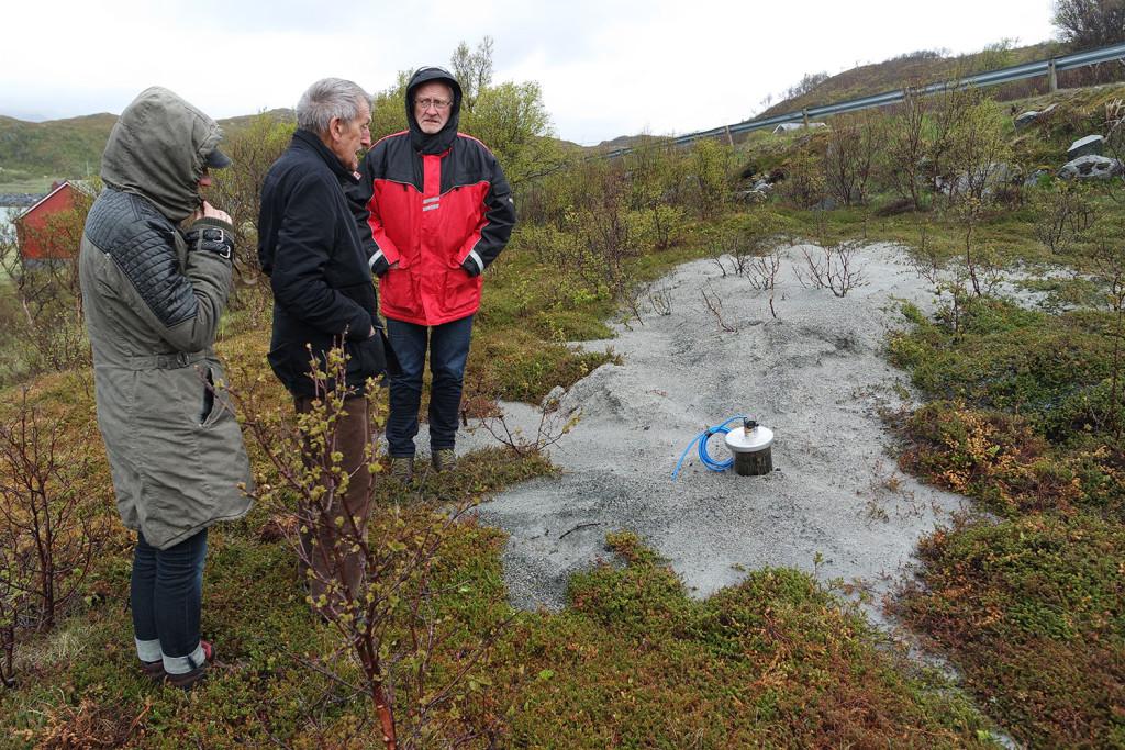 Unser neuer Trinkwasserbrunnen - frisches Wasser aus 140m Tiefe